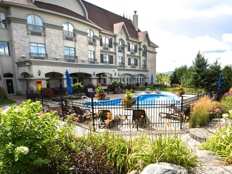 Bromont has some really good hotels