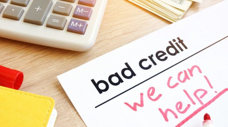 Getting Personal Loans for Bad Credit Management: A Wise Financial Move