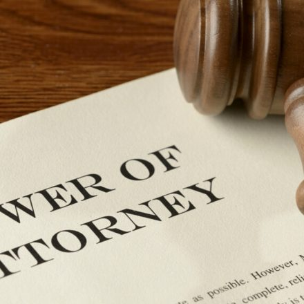 Instructions to Properly Use a Power of Attorney