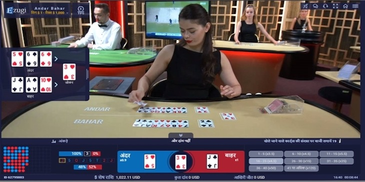 How To Play At A Live Casino Website0