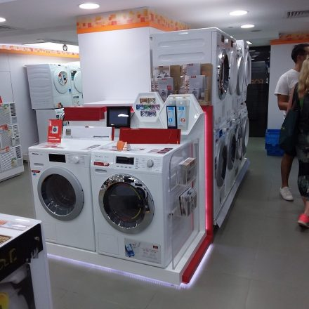 Should you choose an offline or online store for buying home appliances?