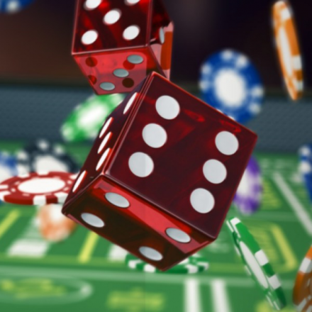 Number of wagering game titles offered by online casinos